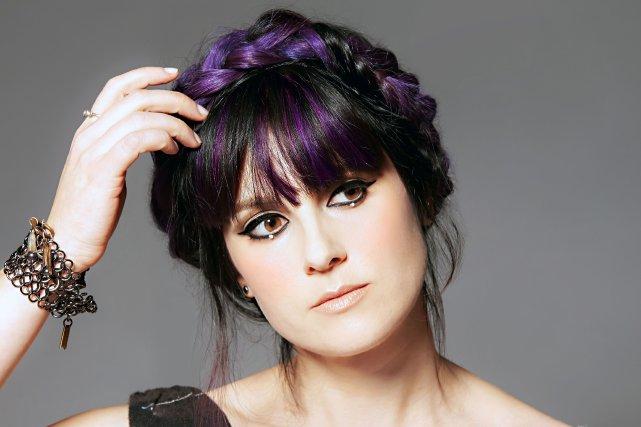 La chanteuse Meaghan Smith.... (Courtoisie)