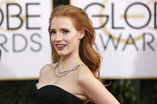 Jessica Chastain... (Photo: archives Reuters)