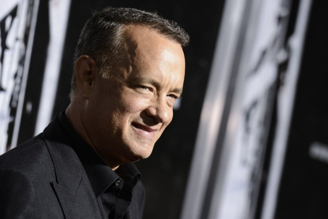L'acteur Tom Hanks.... (Photo Dan Steinberg, archives AP)