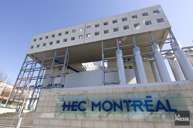 L'AEHEC représente les 3500 étudiants inscrits au baccalauréat... (Photo David Boily, archives La Presse)