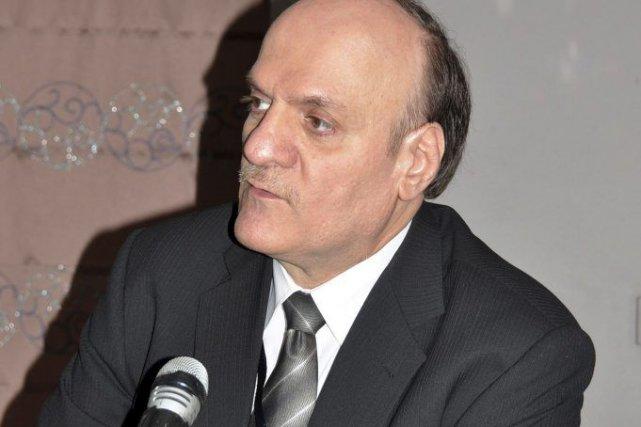Hassan Abdallah al-Nouri, homme d'affaires et membre de... (PHOTO REUTERS)