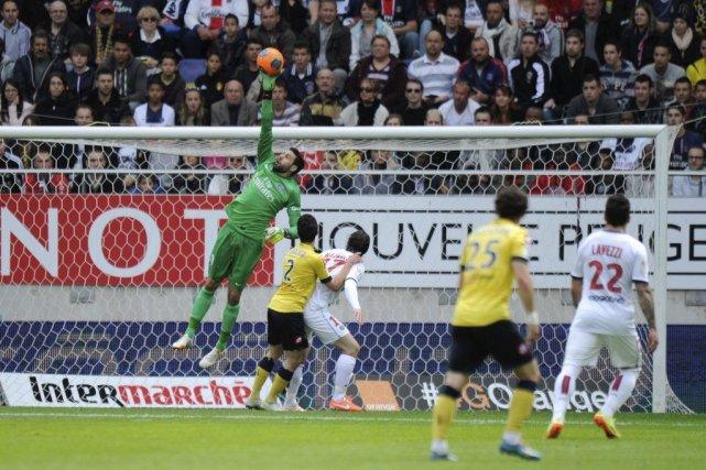 En cas de succès face à Sochaux, les... (SEBASTIEN BOZON, AFP)