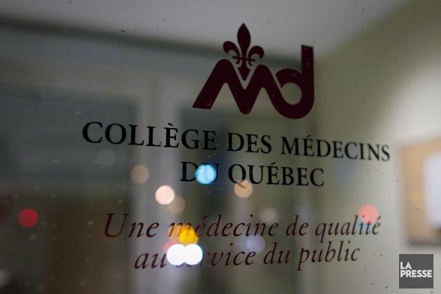 L'obstétricien Jean-Luc Mathieu est radié quatre mois pour avoir été négligent... (Photo André Pichette, archives La Presse)