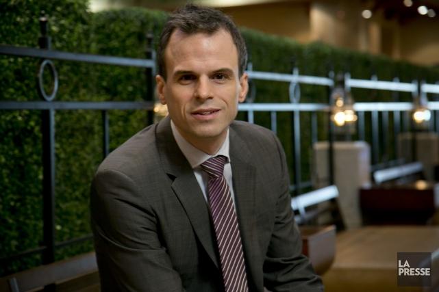 Nochane Rousseau est associé et leader du secteur... (Photo David Boily, La Presse)