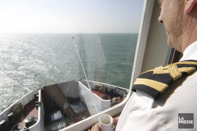 L'industrie du transport maritime prévoit embaucher près de... (Photo ARCHIVES LA PRESSE)