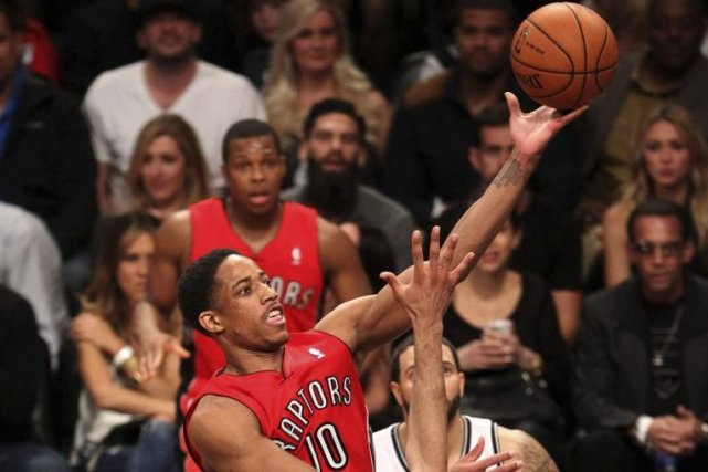 DeMar DeRozan... (Photo: Reuters)