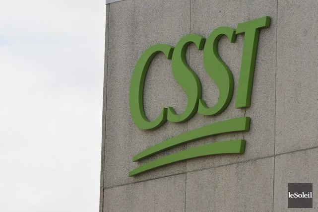 La CSST lance une campagne de sensibilisation sur... (PHOTO PATRICE LAROCHE, LE SOLEIL)