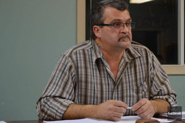 Le maire Jean-Pierre Girard a été évasif quant... (Archives, LeDroit)