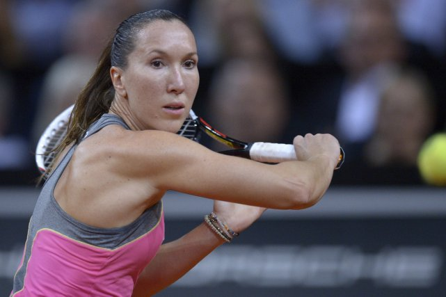 Jelena Jankovic... (Photo Thomas Kienzle, AFP)