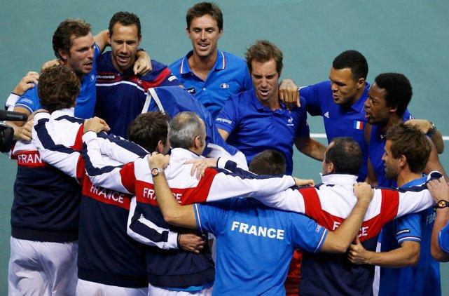 La France a défait l'Allemagne le 6 avril... (Photo Vincent Kessler, Reuters)