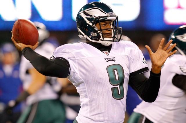 Vince Young n'a pas joué dans la NFL... (Photo Mike Segar, archives Reuters)