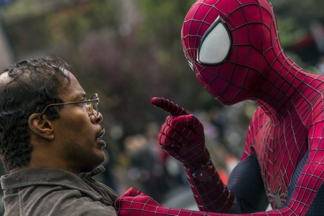 The Amazing Spider-Man 2... (Photo fournie par Columbia/Sony)