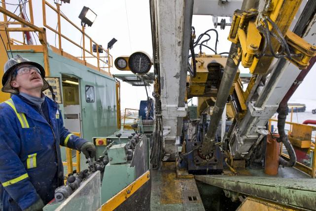 Depuis 2009, Precision s'est davantage concentré sur l'équipement... (Photo Norm Betts, archives Bloomberg)