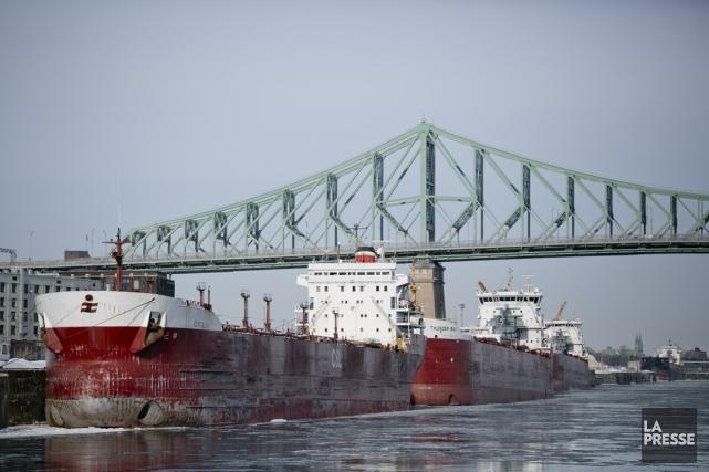 C'est à Rimouski que se trouve le seul centre de formation maritime francophone... (PHOTO DAVID BOILY, LA PRESSE)