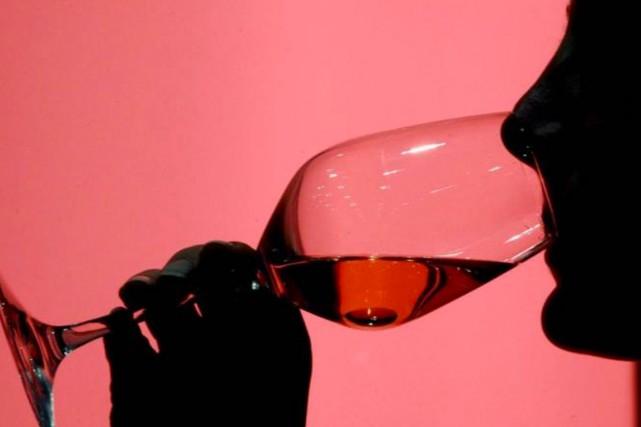 Surfant sur la mode du rosé dont la part de marché ne cesse de croître, des... (Image tirée d'internet)