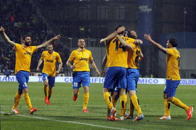 La Juventus a dû remonter le score pour battre Sassuolo (3-1) et reprendre 8... (Photo: Reuters)