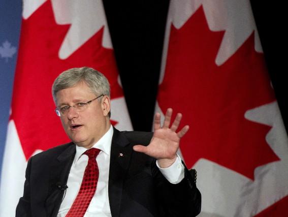 Les discussions constitutionnelles entre les provinces et le... (Photo Nathan Denette, La Presse Canadienne)