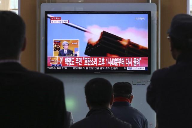 La Corée du Nord a effectué de semblables... (Archives Reuters)
