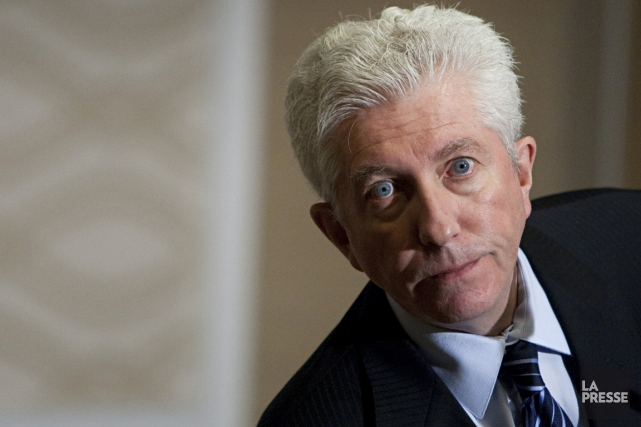 Gilles Duceppe... (PHOTO ARCHIVES LA PRESSE)