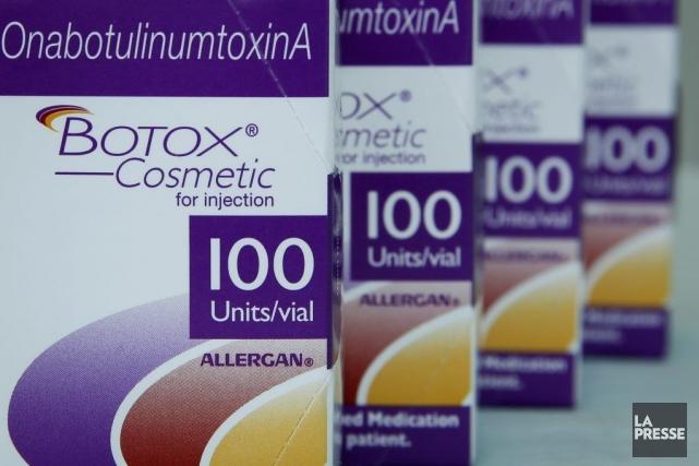 Allergan est le fabricant californien du Botox... (Photo Patrick T. Fallon, archives Bloomberg)