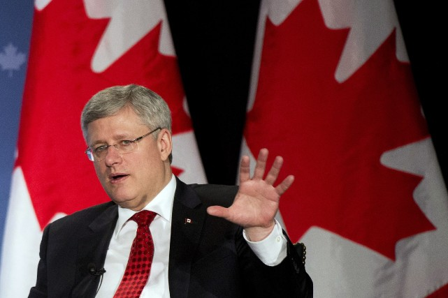 Ottawa a choisi le Forum des fédérations et... (Photo Nathan Denette, La Presse Canadienne)