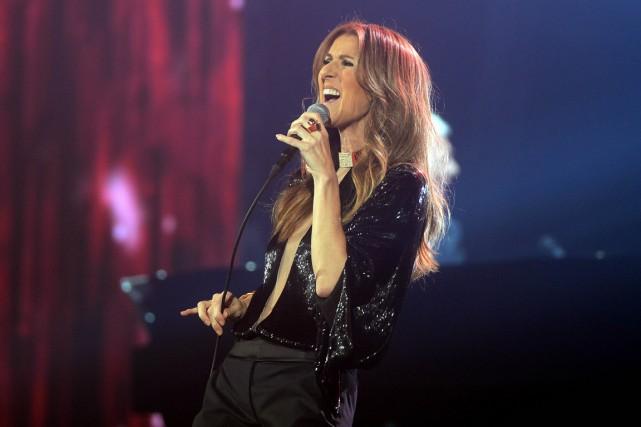Céline Dion... (Photo Pierre Andrieu, AFP)