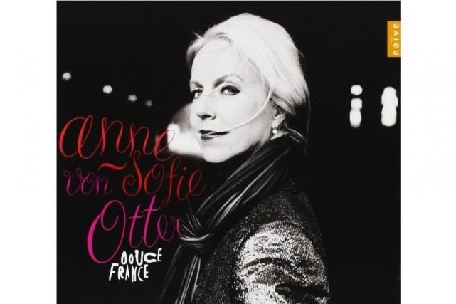 Anne Sofie von Otter, gagnée à son tour au crossover, signe un album...