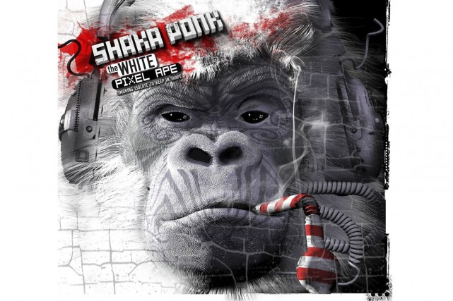 Shaka Ponk est de ces artistes qui sont gigantesques en Europe, mais presque...