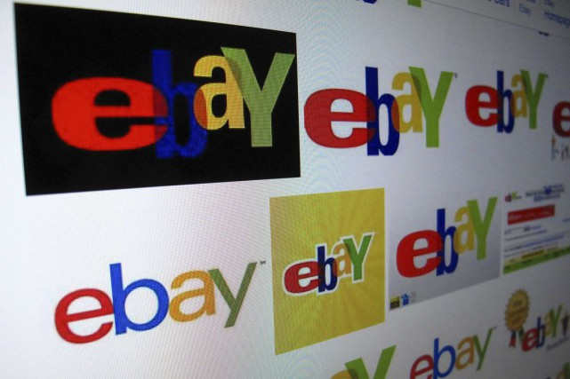Le distributeur en ligne américain eBay est passé dans le rouge au premier... (PHOTO MIKE BLAKE, ARCHIVES REUTERS)