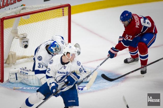 Le Canadien a été blanchi à ses 23... (Photo: André Pichette, La Presse)