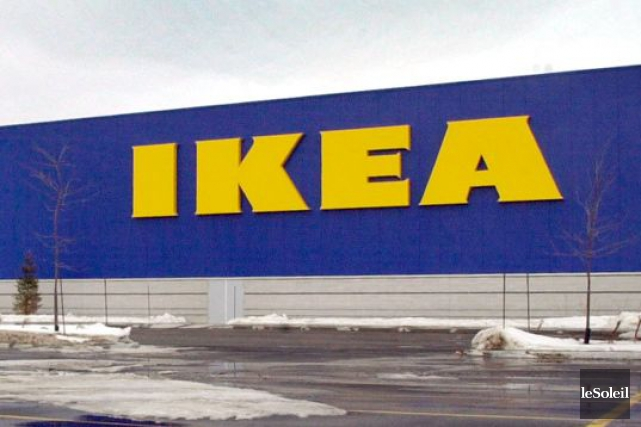 Les promoteurs du carrefour saint romuald courtisent ikea for Liquida meuble st romuald