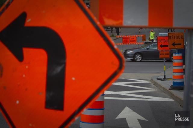 La Ville de Montréal vient d'accorder 15,4 millions... (Photo: André Pichette, archives La Presse)