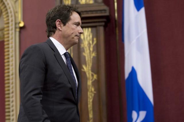 Les «problèmes de santé» de Dépatie, tel qu'il... (Photo Jacques Boissinot, archives La Presse Canadienne)