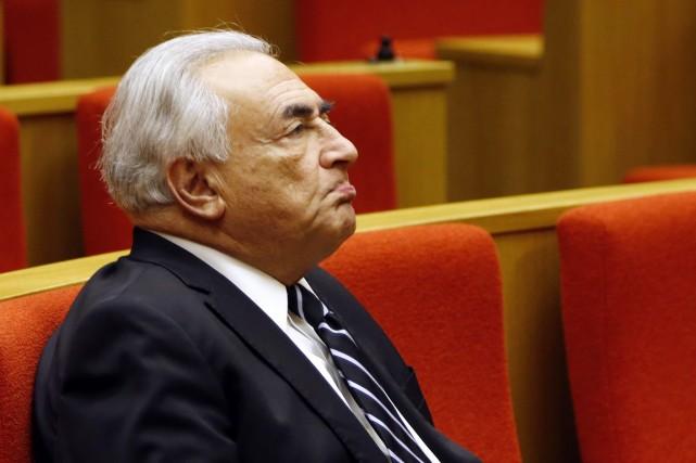 Dominique Strauss-Kahn, à Paris, en juin 2013.... (PHOTO CHARLES PLATIAU, ARCHIVES REUTERS)