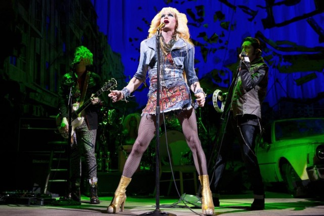 Neil Patrick Harris dans Hedwig and the Angry... (Photo: archives AP)
