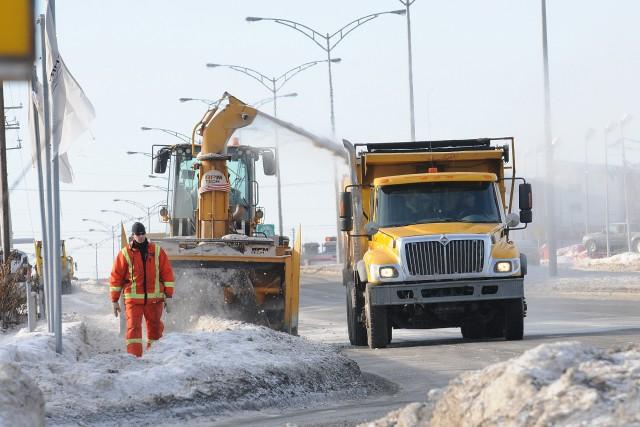 Québec a reçu 196,9 centimètres de neige de... (Archives)