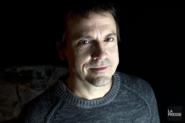 Claude Legault assume la narration d'une série documentaire... (Photo: Robert Skinner, La Presse)