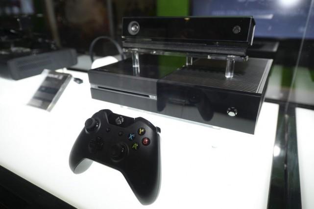Xbox One sera le premier système de ce... (Photo Powers Imagery/Invision/AP)