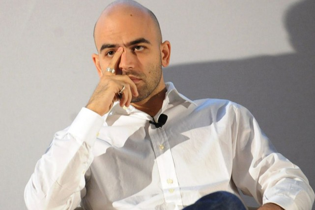 Roberto Saviano, auteur de Gomorra.... (Photo: archives AFP)