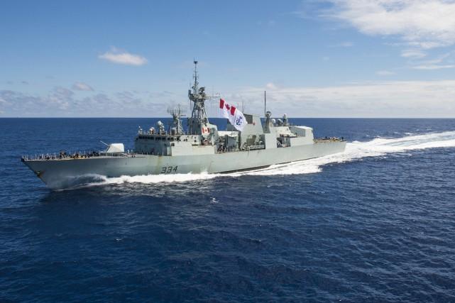 L'alcool sera plus cher et moins accessible à bord des navires de guerre... (Photo d'archives)