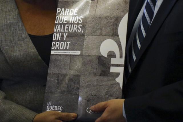 Le ministère de la Justice du Québec n'a pas été sollicité par le gouvernement... (Photo: Reuters)