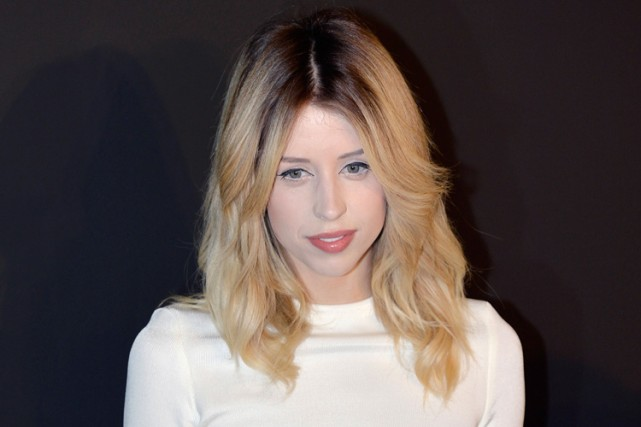Peaches Geldof en février 2014.... (Photo: archives AFP)
