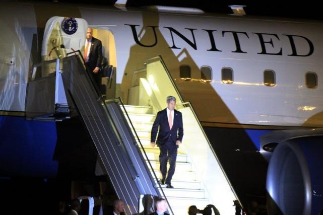 Les États-Unis, pays qui a le plus oeuvré... (Photo TIKSA NEGERI, Reuters)