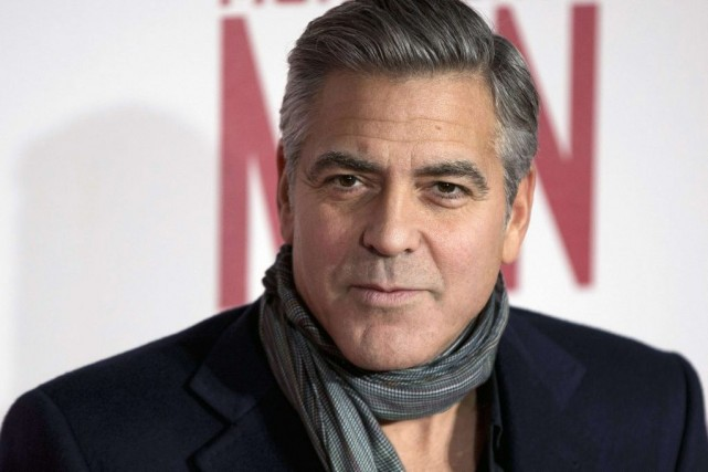 George Clooney... (Photo: archives Reuters)