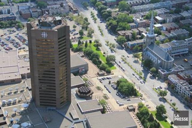 « En plus d'offrir une information locale, régionale... (Archives, La Presse)