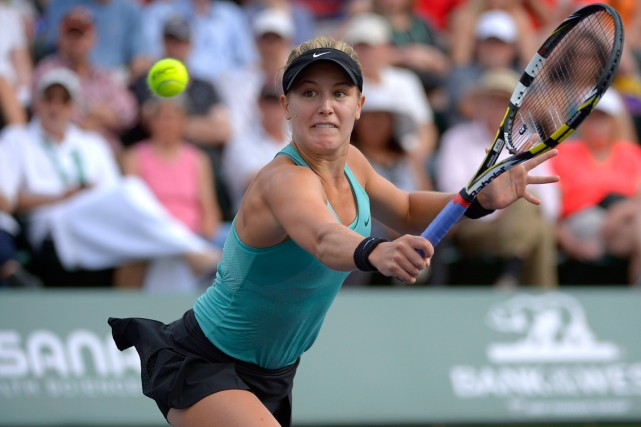 Eugenie Bouchard... (Photo Mark J. Terrill, archives Associated Press)