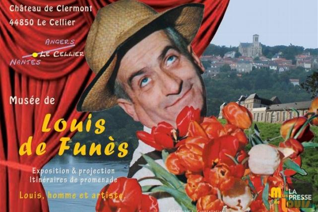 Le chapeau de Rabbi Jacob, la perruque du légendaire chef d'orchestre... (Photo: archives La Presse)