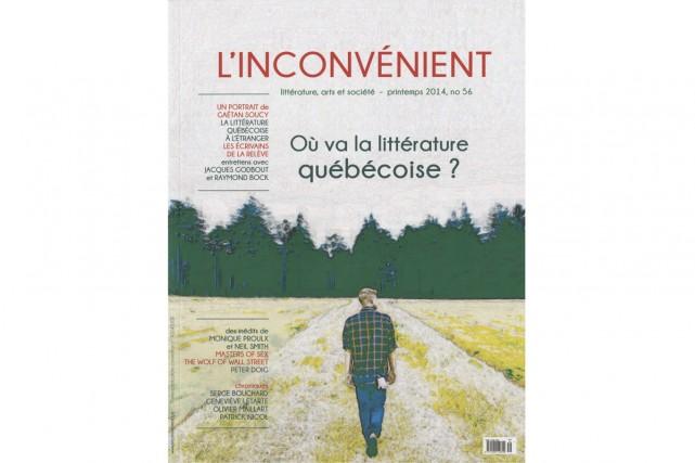 Après la revue Liberté, c'est au tour de L'Inconvénient de se...