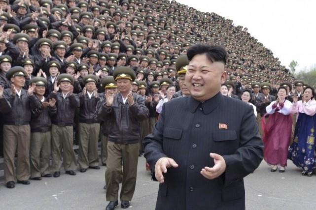 Le numéro 2 officieux du régime nord-coréen a été remplacé à la tête du bureau... (Photo Reuters)