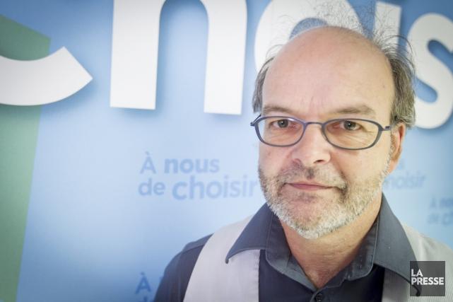 Sylvain Tanguay profitera de la réunion de l'exécutif... (Photothèque La Presse)